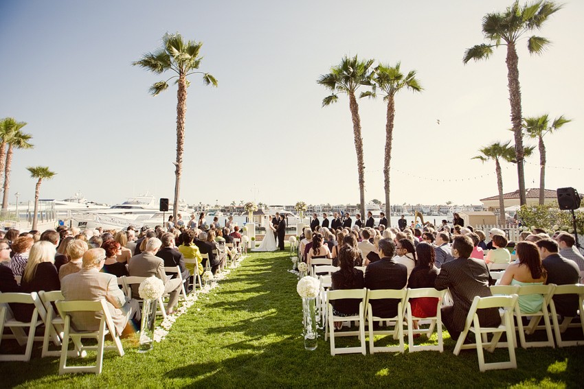 I Am So Excited To Share With You The Second Part Of Daniela Matt S Fabulous Wedding At Balboa Bay Club Resort In Newport Beach
